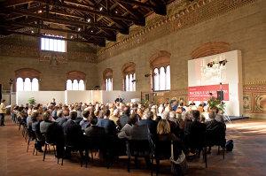 Evento di promozione dei prodotti agroalimentari piacentini  Cliente: Camera di Commercio di Piacenza