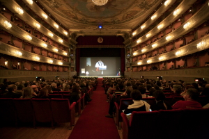 Organizzazione cerimonia inaugurale  dell'Anno Accademico  Bergamo - Marzo 2014