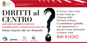 Campagna di Comunicazione dei servizi di assistenza della Provincia di Roma
