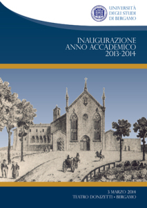 ED - Anno Accademico 2013-2014 - 48 pagine -Università di Bergamo