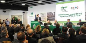 EXPO 2015 - Organizzazione Forum Internazionale sulla Contraffazione dell'Agricoltura Cliente: Ismea - Ministero delle Politiche Agricole Alimentari e Forestali Parco Tecnologico Padano - Marzo 2015