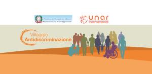 Allestimento del Villaggio Antidiscriminazione  Cliente: Presidenza del Consiglio dei Ministri Roma - Novembre 2014